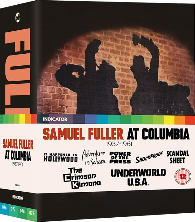 Samuel Fuller at Columbia