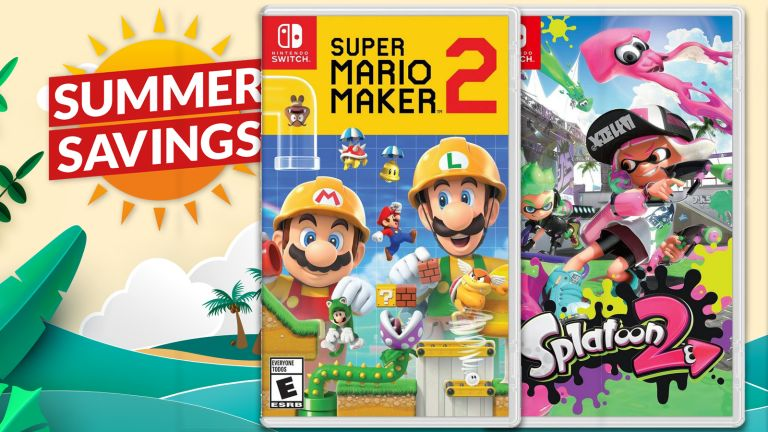 where to buy cheap nintendo switch games summer sale