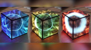 Raspberry Pi Matrix Cube