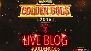 Metal Hammer Golden Gods live blog