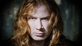 A picture of Megadeth's Dave Mustaine