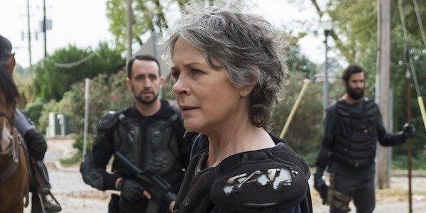 Carol in Season 7 of The Walking Dead