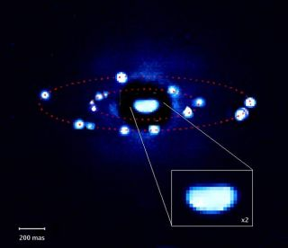 First Asteroid Trio Discovered