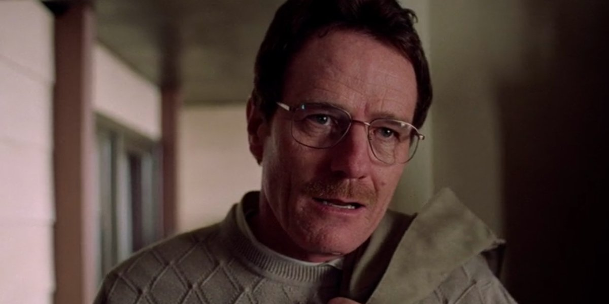 Bryan Cranston on Breaking Bad