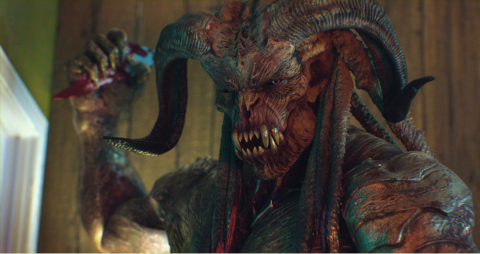 A monster reveals itself in Behemoth.