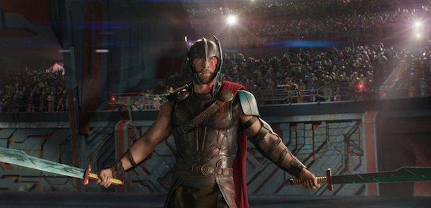 Thor Thor Ragnarok Gladiator