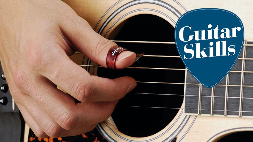 Acoustic guitar lesson: learn to play in open D minor tuning