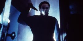 Halloween Set Photo Shows Michael Myers Goofing Off
