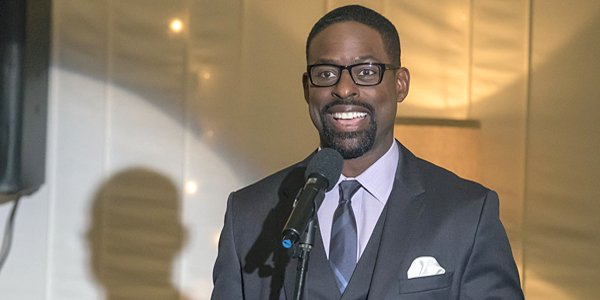 Sterling K. Brown as Randall Pearson on This Is Us NBC