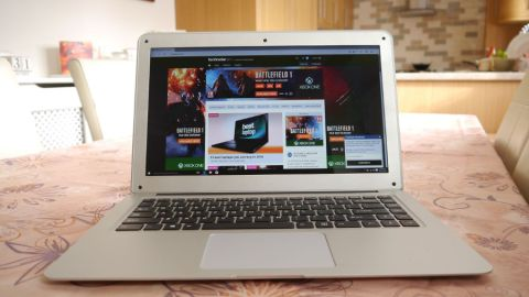 jumper ezbook  Jumper EZBook 2 hands on review | TechRadar