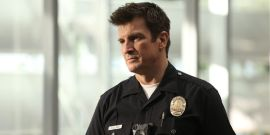 Nathan Fillion Asks A Very Important Question Ahead Of Filming New Episode Of The Rookie