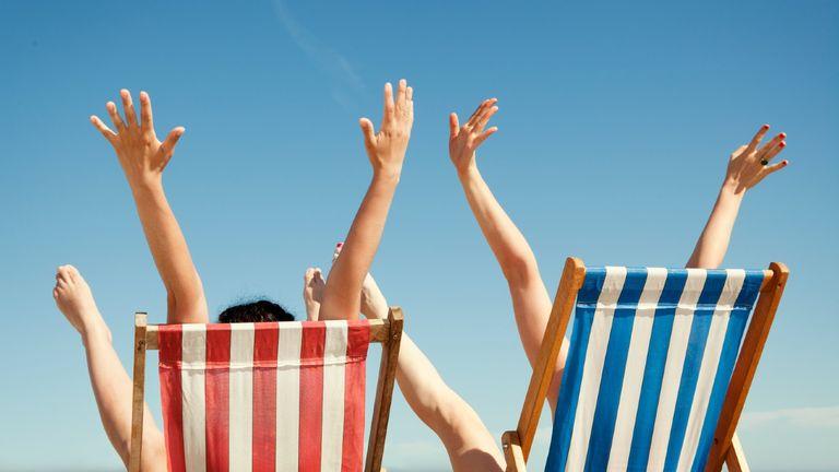 Seaside holiday