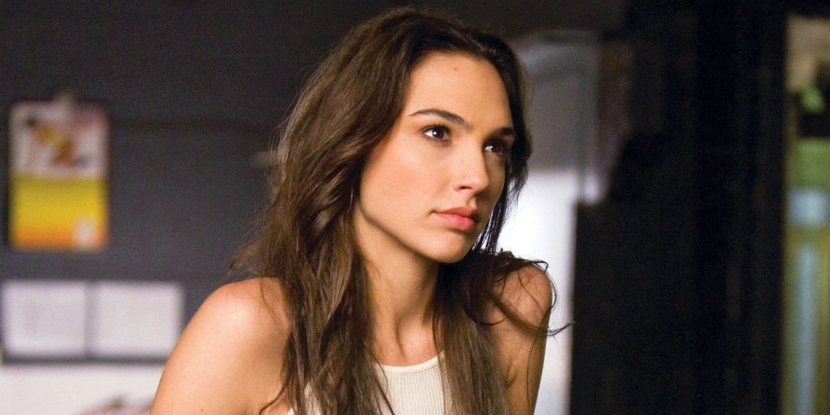 Gal Gadot as Gisele Yashar in Fast and Furious franchise