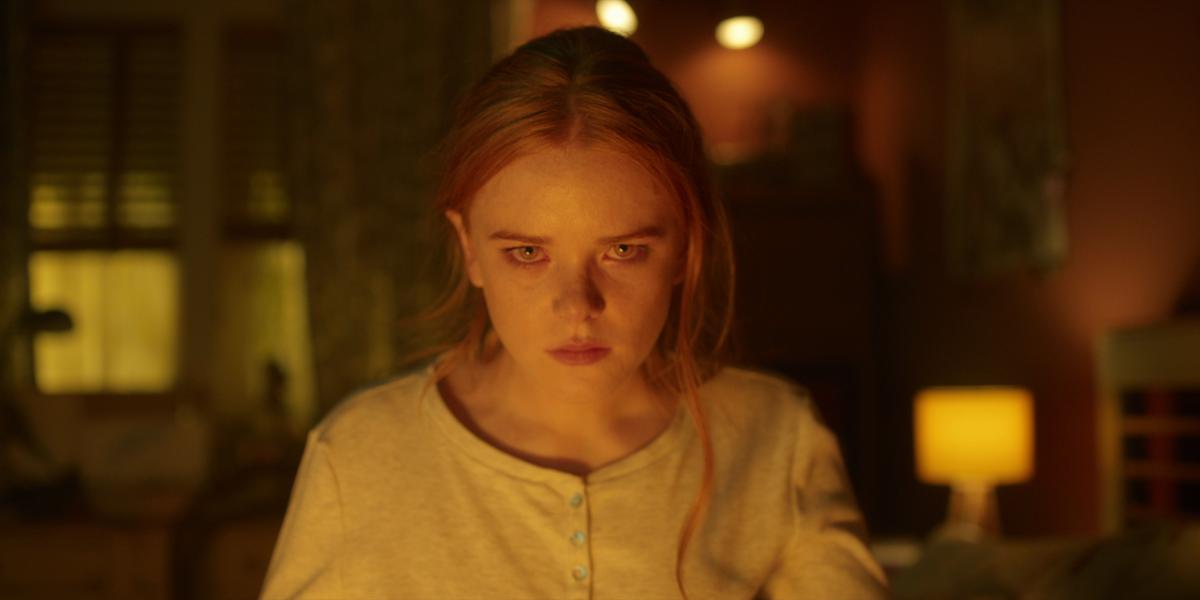 Abigail Cowen as Bloom in Fate: the Winx Saga