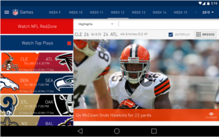How to Watch NFL Games on Your Phone   Tom's Guide