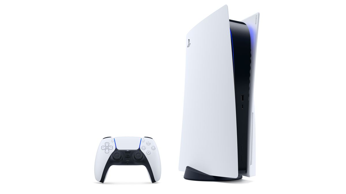 The PS5 really looks like a router