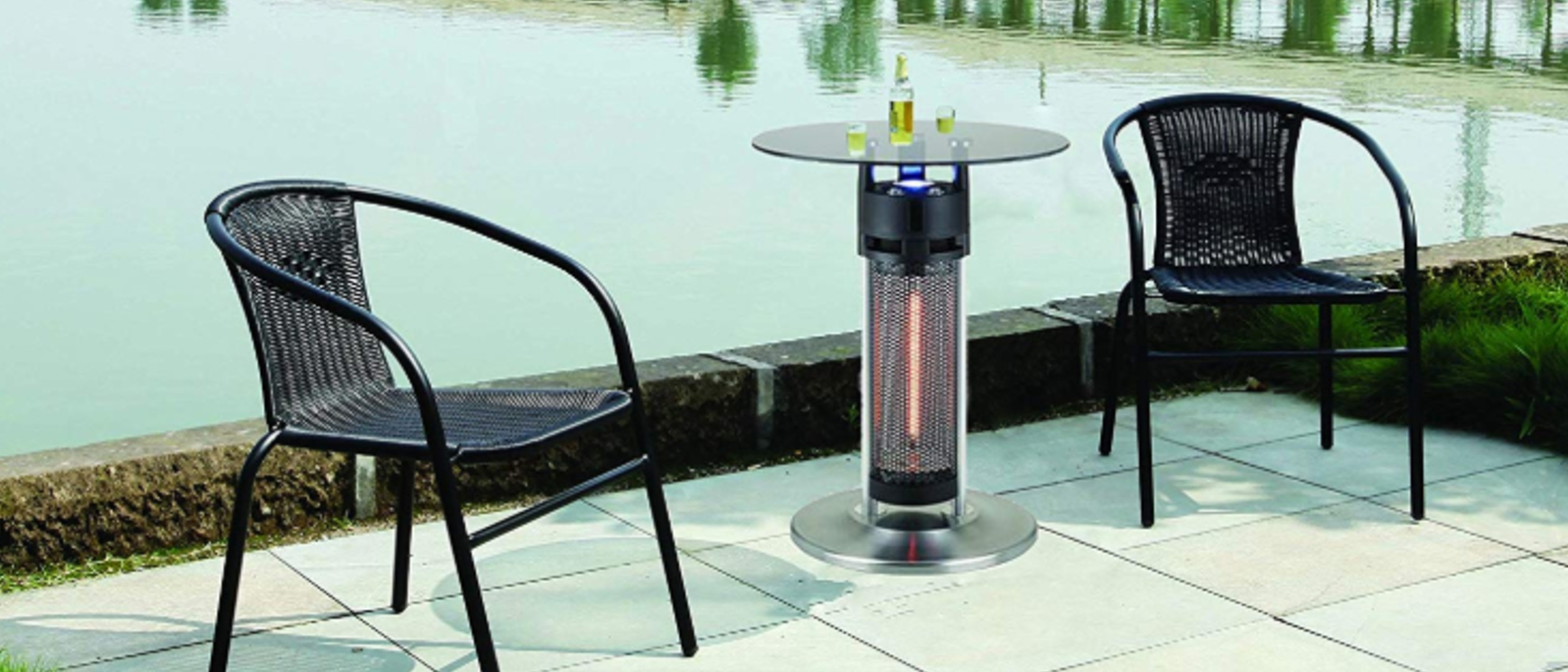 Tabletop Electric Patio Heater Review