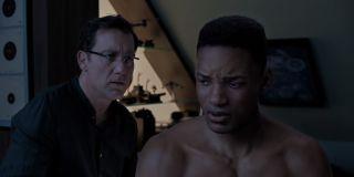 CGI Will Smith in Gemini Man