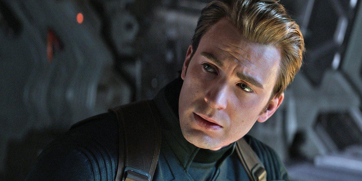 Последний отчет Криса Эванса после капитана Америки снова направляется на Netflix