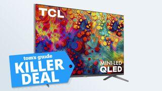 TCL 6-Series Roku TV R635 deal