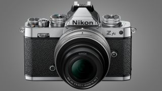 Nikon Zfc front on
