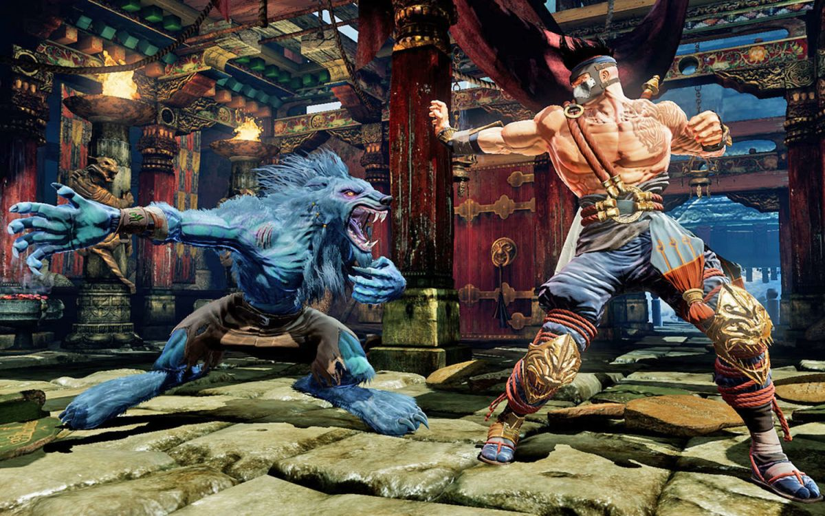 The Best Fighting Games for PS4, Xbox One and Switch | Tom's Guide