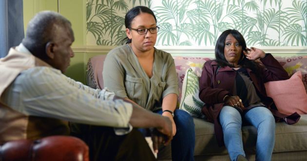 EastEnders Denise Fox Libby Fox