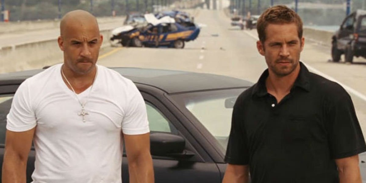 Vin Diesel's Dom and Paul Walker's Brian are ready.