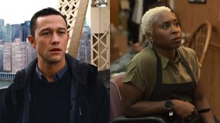 Joseph Gordon-Levitt and Cynthia Erivo