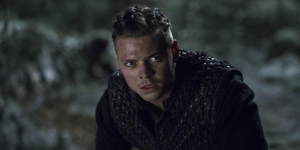 Vikings Ivar the Boneless Alex Hogh Andersen History