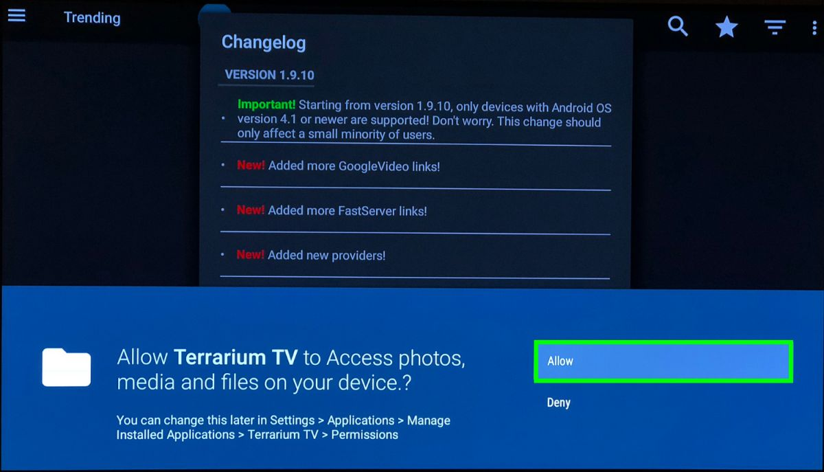 How to Get Terrarium TV on Fire TV Cube - How to Set Up and