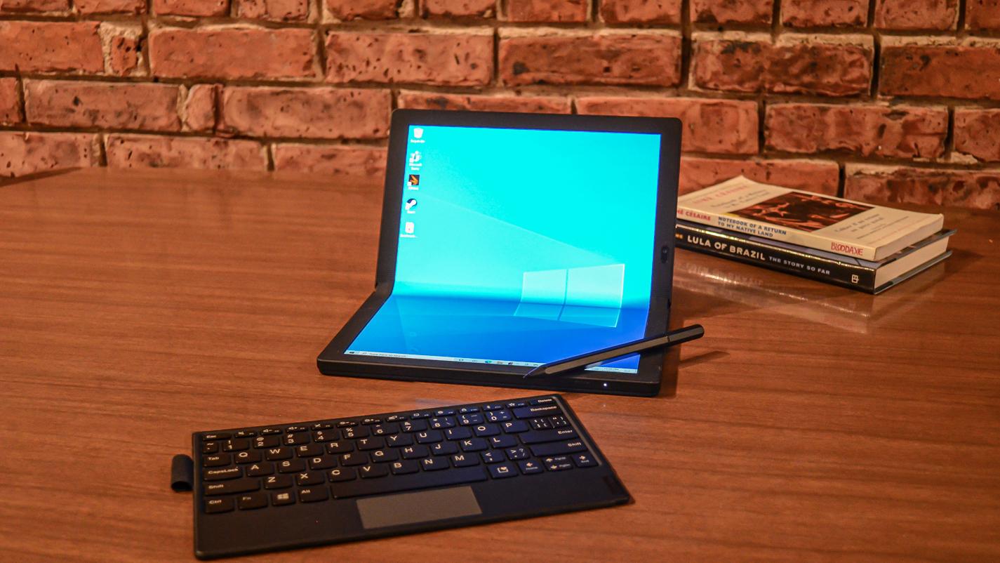 Lenovo ThinkPad X1 Fold: first impressions thumbnail