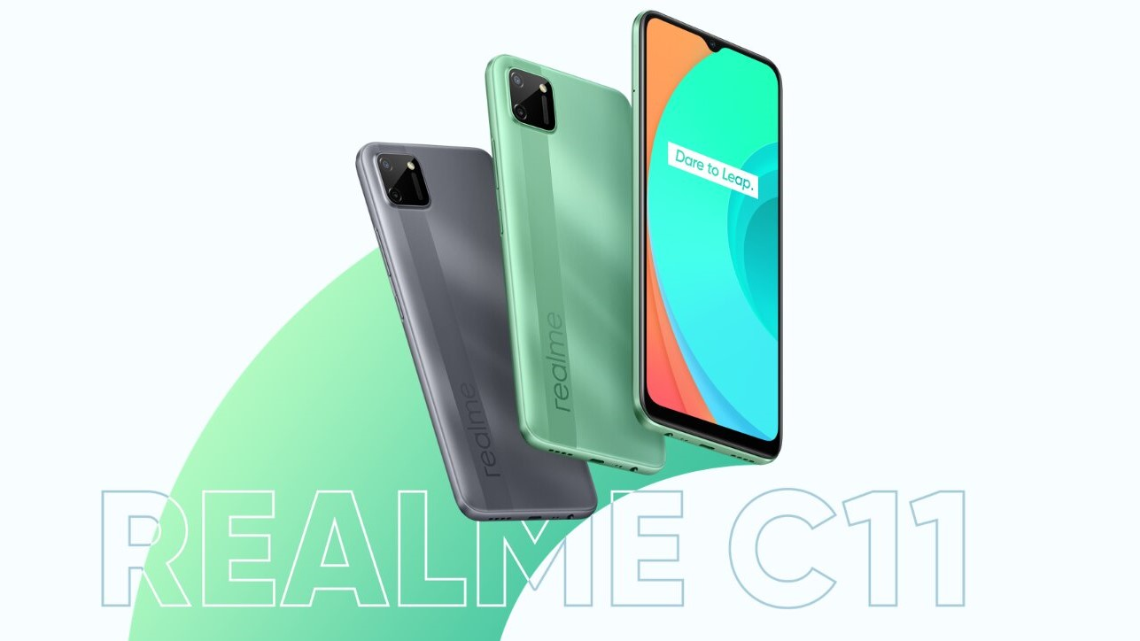 Realme C11 goes on sale in India today