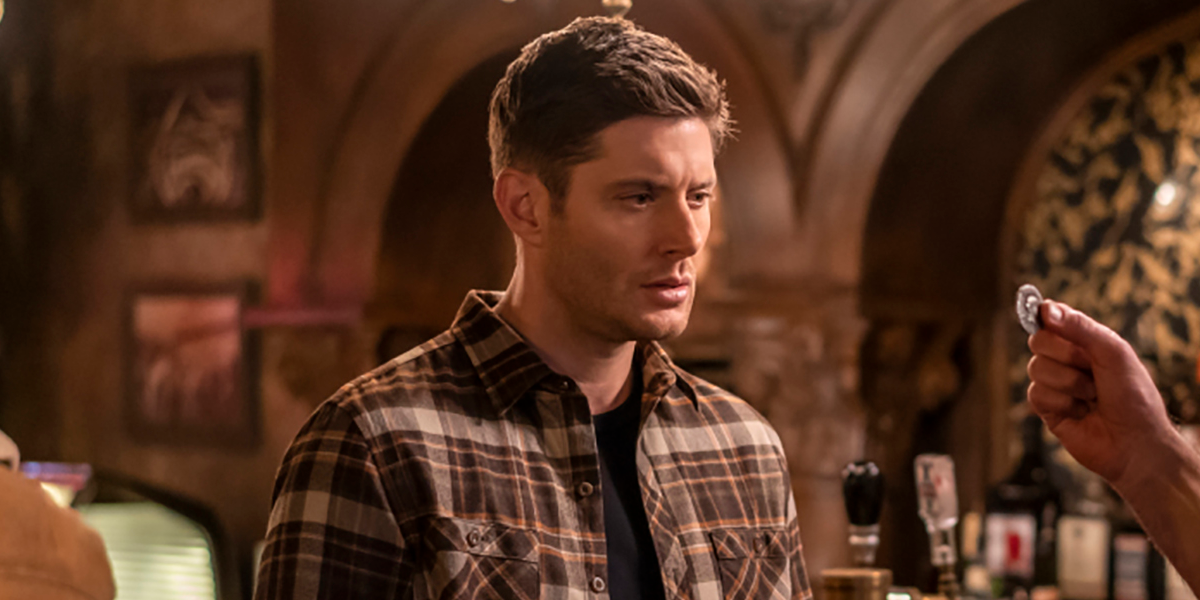 Supernatural Jensen Ackles Dean Winchester The CW