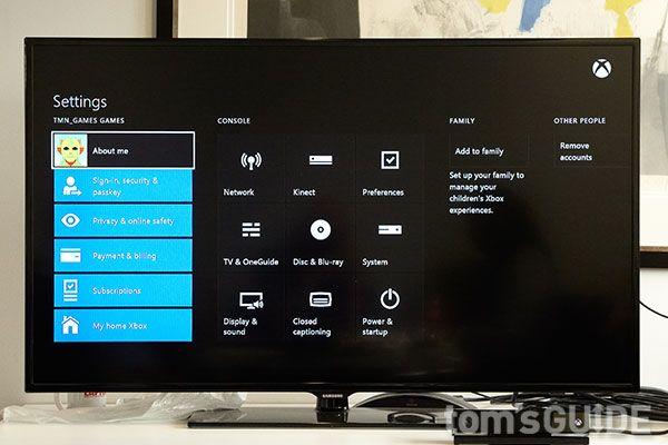 How to Set Up Xbox One Parental Controls   Tom's Guide