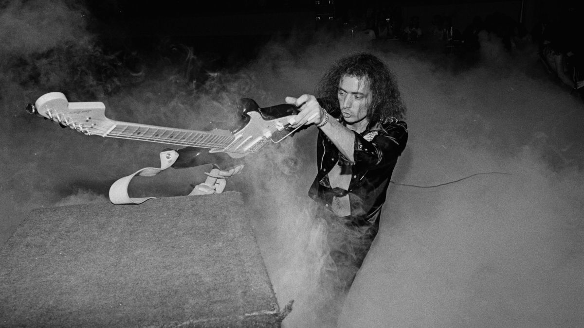 5 songs guitarists need to hear by… Ritchie Blackmore (that aren't Smoke On The Water)