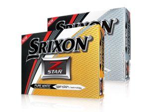 2017 Srixon Z-Star Balls Revealed