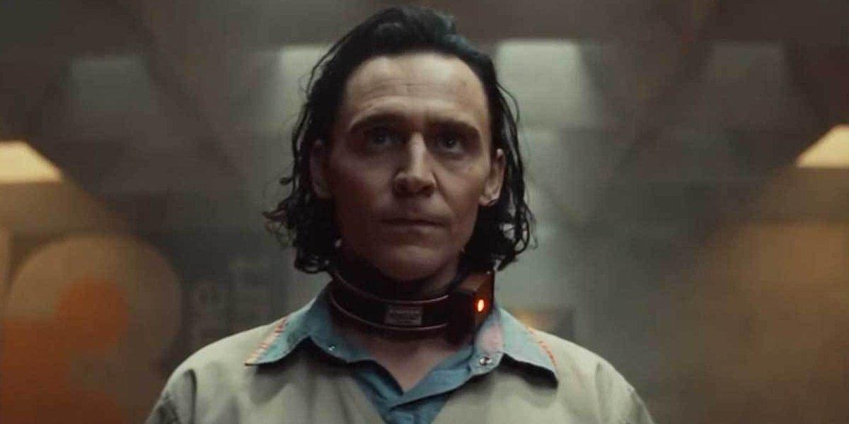 Tom Hiddleston as Loki on Loki