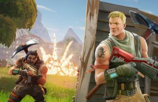 Fortnite: Battle Royale wants to be PUBG more than Fortnite