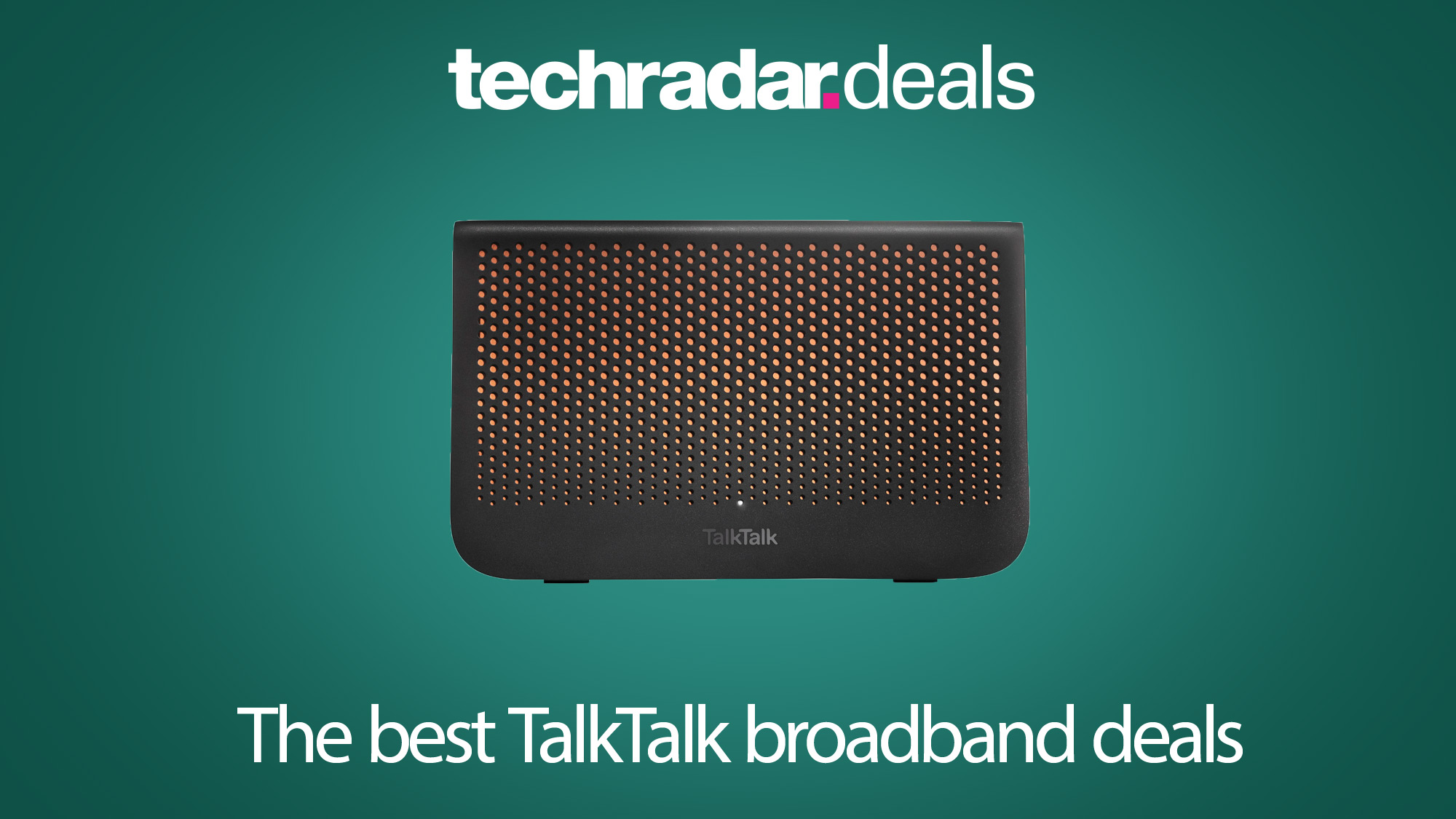 The Best Talktalk Broadband Deals In November 2020 Techradar