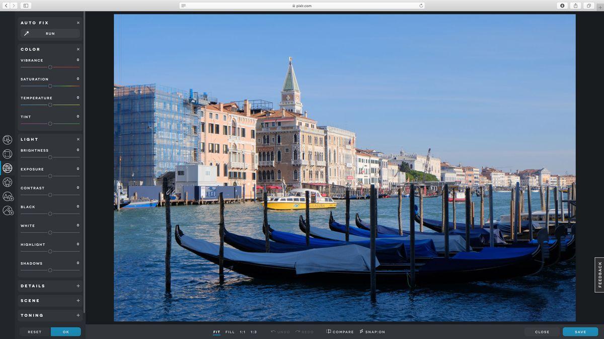 The best free photo editor in 2019 | Digital Camera World