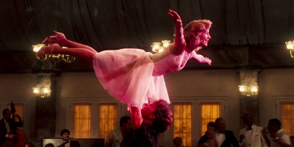 dirty dancing jennifer gray