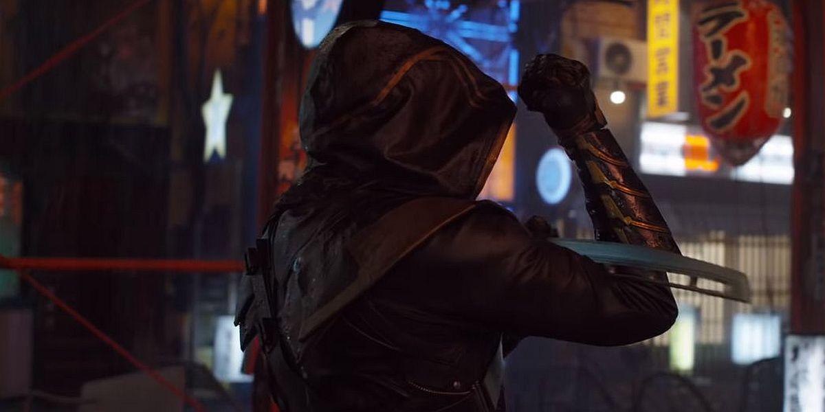 Jeremy Renner as Ronin in Avengers: Endgame