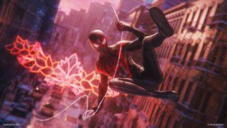 Spider-Man Miles Morales Performance Mode