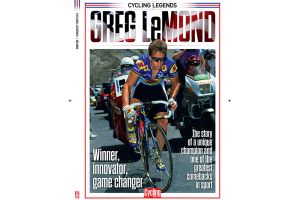 Cycling legends: The ultimate guide to Greg LeMond – out now