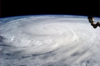 Nyberg: Super Typhoon Haiyan from ISS