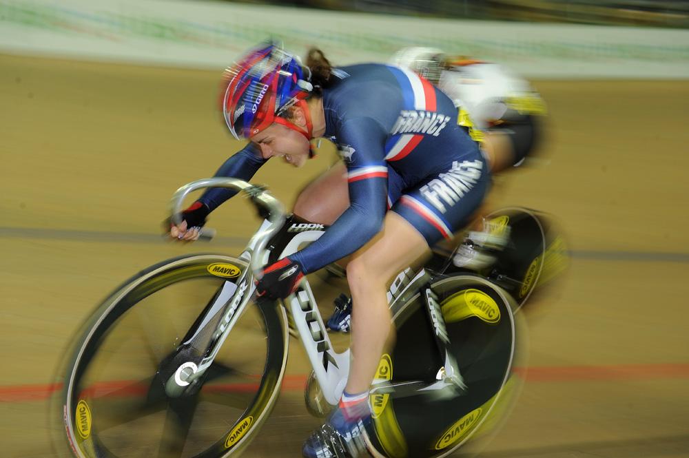 Sandie Clair wins women