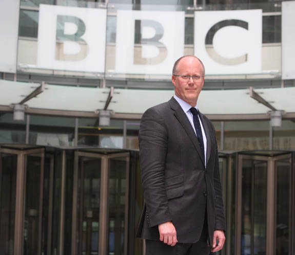 Entwistle: BBC hasn't handled Savile claims badly