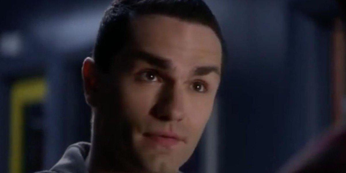 Sam Witwer as Davis Bloome on Smallville