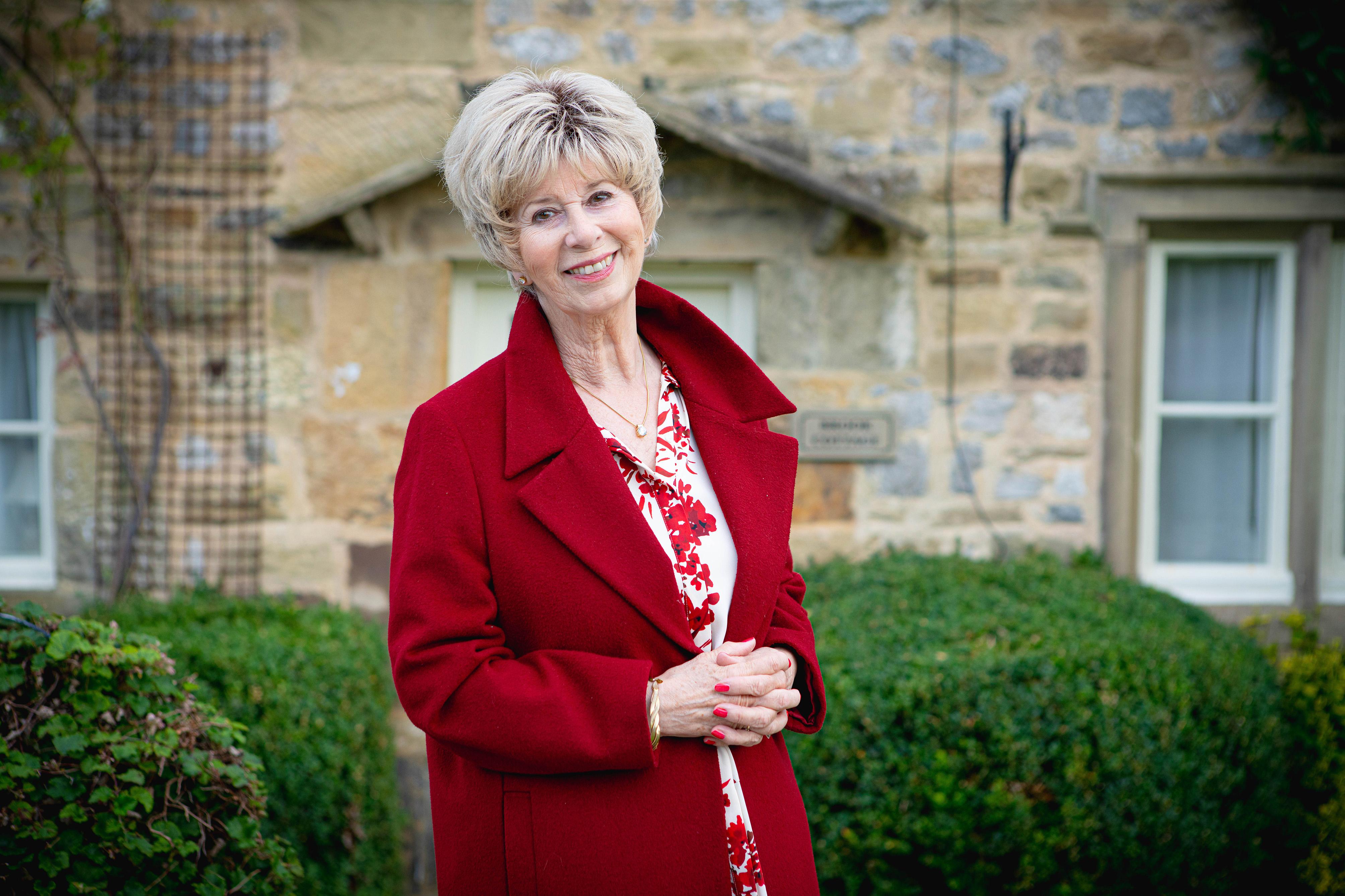 Emmerdale Diane Sugden Elizabeth Estensen